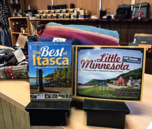 Little Minnesota Book at Bemidji Woolen Mills