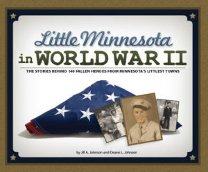 Little Minnesota in WWII book cover